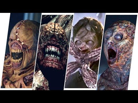 Resident Evil Evolution in Movies(Live Action & Animated)
