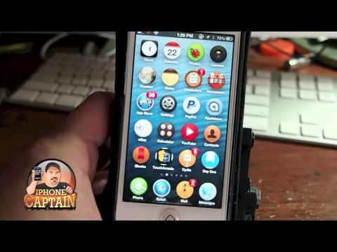Cydia Tweak Color Keyboard iOS 6 Ready iPhone 5 Feb. 2013