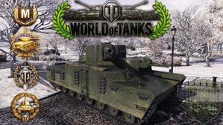 World of Tanks - O-Ho - 12 Kills - 7.7k Damage - 2.3k base exp [Replay|HD]