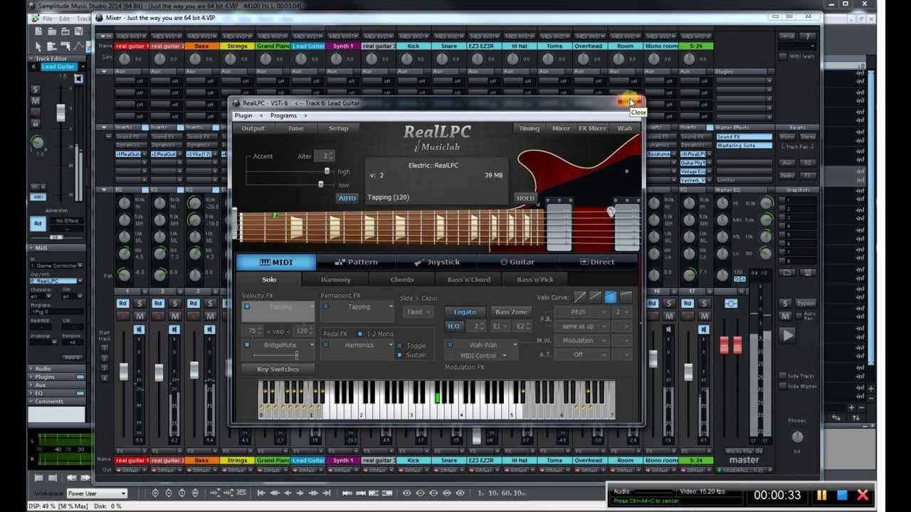 Magix Samplitude Music Studio - Download.com