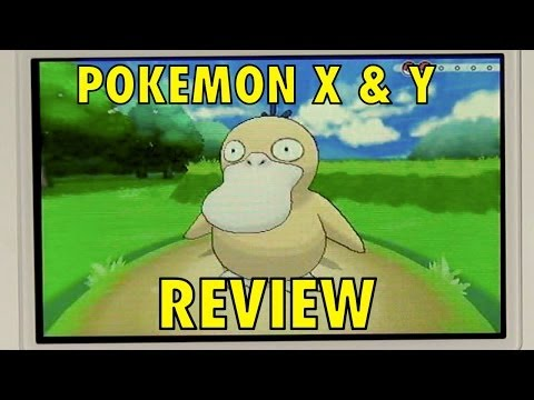 Pokemon X and Y Review - Does it suck?