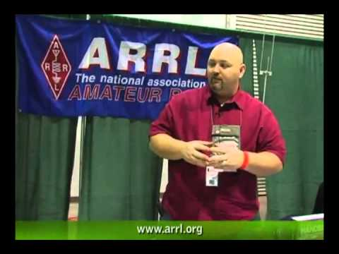 ARRL Amateur Ham Radio at The Self Reliance Expo