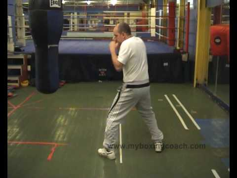 Boxing Techniques - Short Range Left Hook - A Boxing How To Guide Image 1
