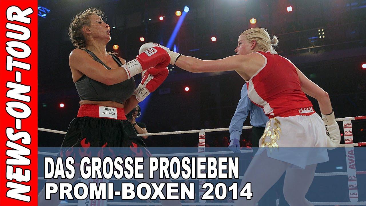 Promiboxen 2014 : Melanie Müller vs. Jordan Carver | Castello Düsseldorf