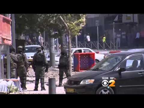 Suspected Revenge Killing For Murder Of 3 Israeli Teens Sparks Jerusalem Clashes