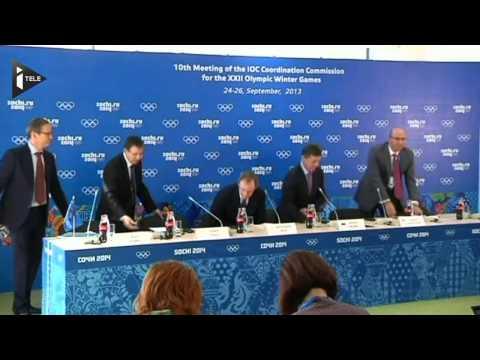 Jean-claude Killy démissionne du CIO - Le 28/03/2014 à 22:19