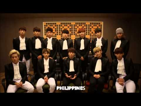 [140904] ToppDogg – Message to Toppklass Philippines