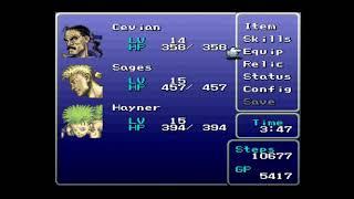 Let's Play Final Fantasy VI: Part 7-On the plains