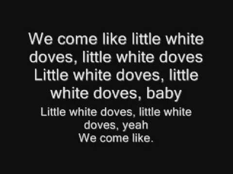 Little White Doves - Dirty Vegas Lyrics