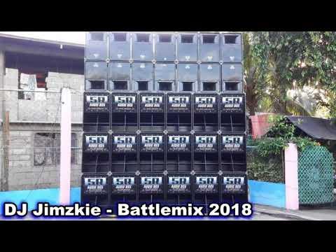 DJ Jimzkie - Battlemix 2018