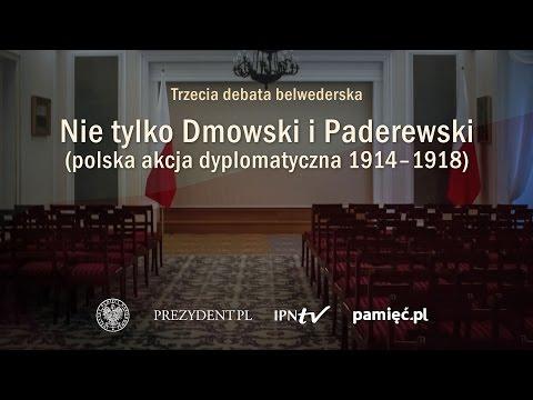 Debata: Nie tylko Dmowski i Paderewski