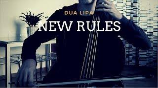 Download Lagu Dua Lipa - New rules for cello and guitar (COVER) Gratis STAFABAND