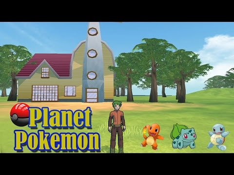 Planet Pokemon - Esse jogo promete ser Bom