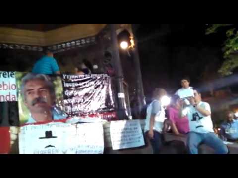 #LiberenAMireles en Hermosillo pt. 2/2 Manifestación global