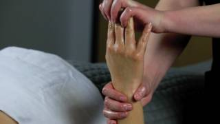 Hand and Arm Massage Technique