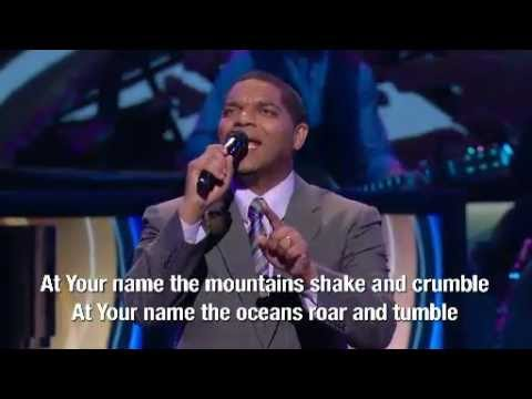 Lakewood Church Worship - 1/29/12 8:30am - Amazing Grace - At Your Name - About That Name - Hosanna