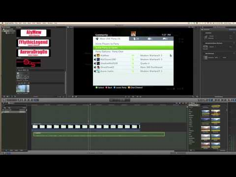 Elgato Game Capture HD: How to record in game voices and your own voice tutorial (Xbox 360)