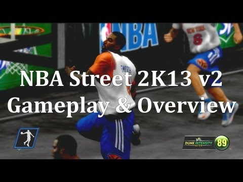 Mod Review - NBA Street 2K13 v2 for NBA 2K13 PC