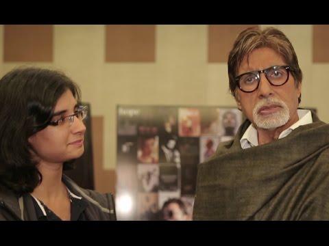 SHAMITABH (Contest Winner) | Amitabh Bachchan, Dhanush & Akshara Haasan