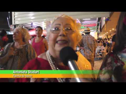Pré-Carnaval do Shopping Benfica