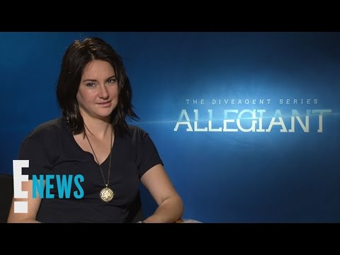 """Divergent Series: Allegiant"" Stars Play ""Most Likely To…"" 