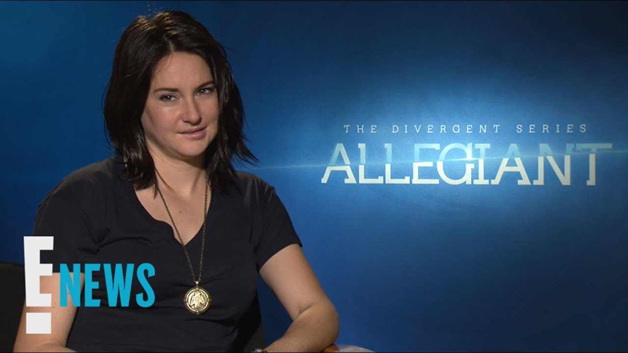 """""""Divergent Series: Allegiant"""" Stars Play """"Most Likely To…""""   Celebrity Sit Down   E! News"""