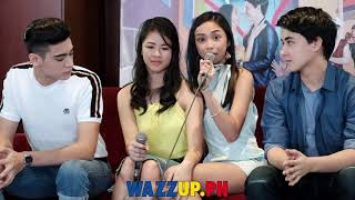 Part 7 Loving in Tandem Blogcon: MayMay at Kisses Talk about their friendship and Bashers