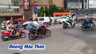 Dạo một vòng các tuyến đường quận Ninh Kiều TP. Cần Thơ ~ CS Cần Thơ HG
