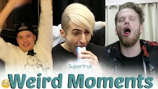 "Superfruit ""Weird Moments"""