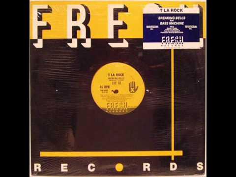 """T La Rock - Breaking Bells - 12"""" Version 1986.wmv"""