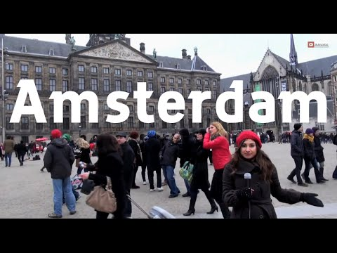 Things to do in Amsterdam | Amsterdam city guide video