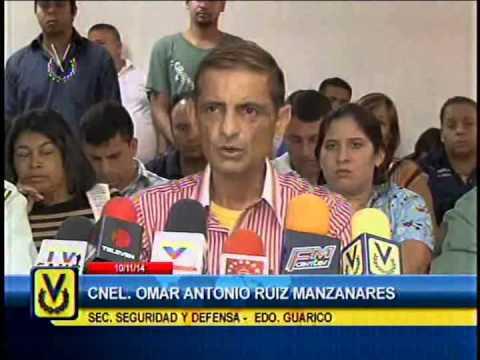 Fallecieron seis militares en accidente de tránsito en Guárico