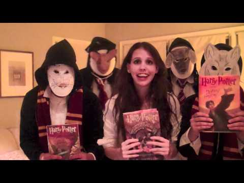 The Lazy Song by Bruno Mars Harry Potter Parody (The Harry Song)