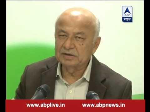 PM Modi need to introspect: Sushilkumar Shinde over Pathankot attack