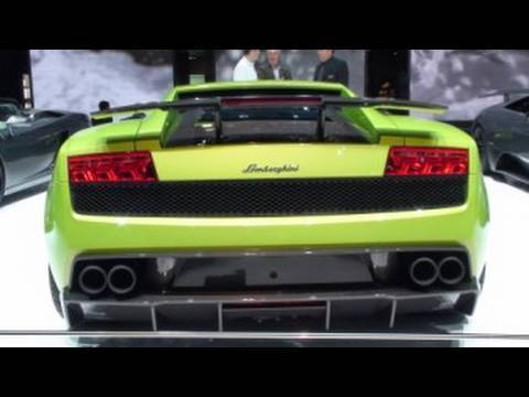 Geneva International Motorshow 2010 - Highlights