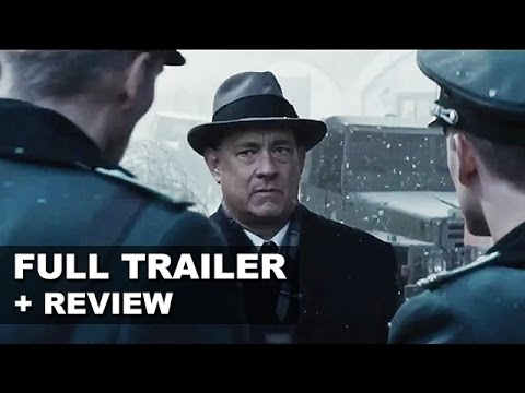 Bridge of Spies Official Trailer + Trailer Review - Steven Spielberg 2015 - Beyond The Trailer