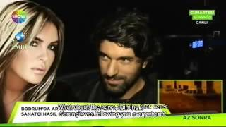 Showtv Cumartesi Surprizi Melis Birkan      Engin Akyurek Universal Fans Club   Facebook