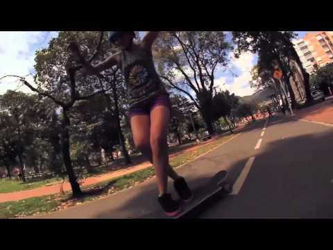 Longboarding: Amigaaa!