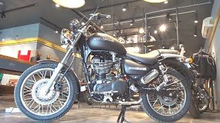 Royal Enfield Thunderbird 350 vs Classic 350, Walkaround, Review
