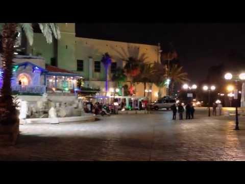 Израиль 10: ночной Израиль
