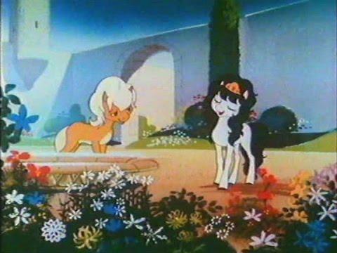 Ико - отважный жеребёнок (1981)