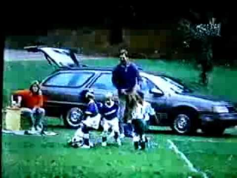 1986 Ford Taurus Wagon TV Commercial