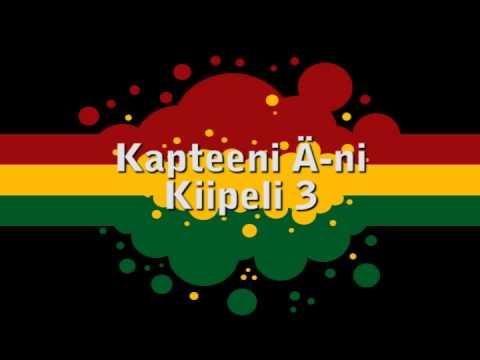 Imagem da capa da música Kiipeli 3 de Kapteeni Ä-ni