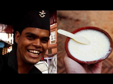 Bhaktapur Nepal Travel Guide - Juju Dhau (जुजु धौ) - King Yogurt