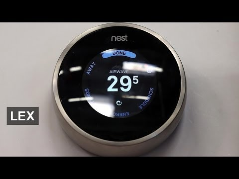 Google's $3.2bn Nest Labs deal