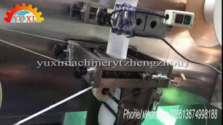 Hot sale baby Anti mosquito transdermal patch making machine