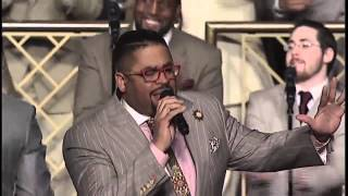 Watch Byron Cage I Will Bless The Lord video