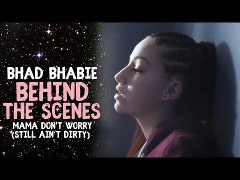 "BHAD BHABIE ""Mama Don't Worry"" BTS Music Video | Danielle Bregoli thumbnail"