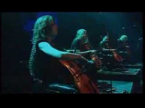 Apocalyptica - Hall Of The Mountain King (Live Instrumental Version)