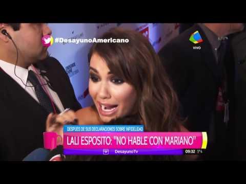 Lali Espósito le respondió a una exbailarina que la denunció
